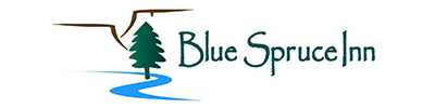Welcome To The Blue Spruce Inn <br>Meeker, Colorado